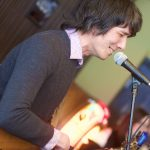 Edgar Jones plays an acoustic set at Jacaranda Records
