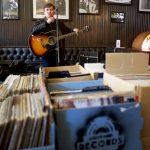 Nick Ellis at Jacaranda Records