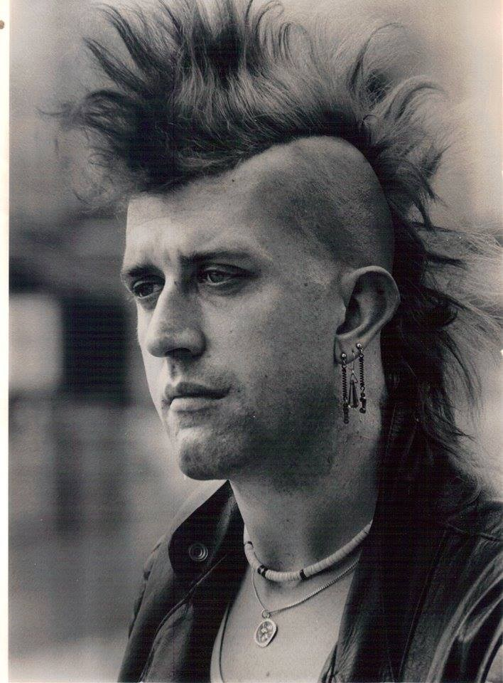 Roger Hill in Punk Snow