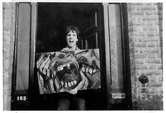 Syd Barrett (Credit: Syd Barrett Offical Facebook page)