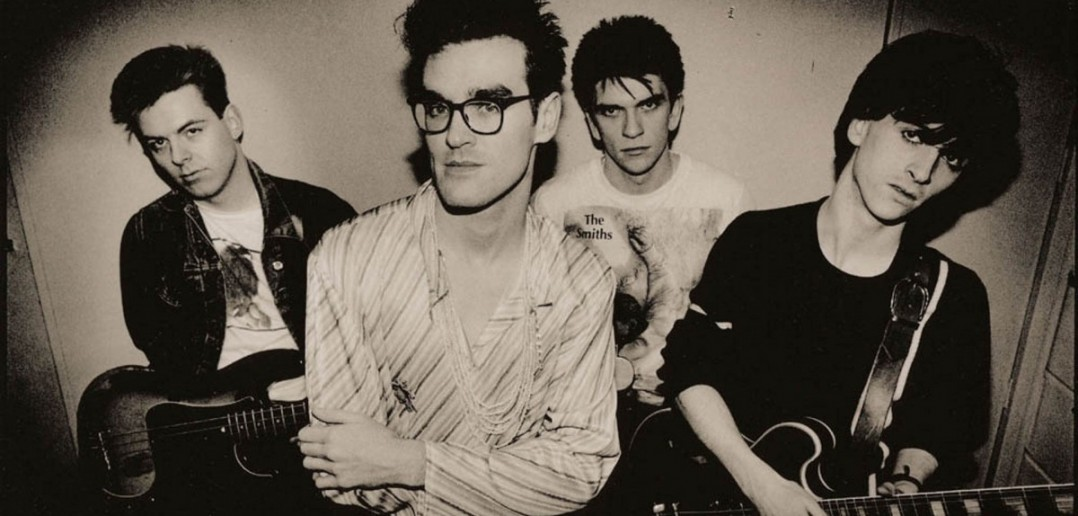 The Smiths - pic from Facebook