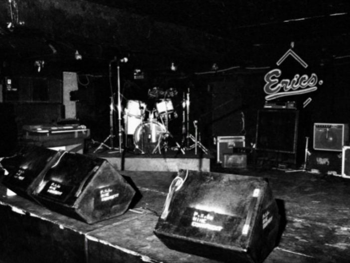 Eric's Club, Liverpool. Photo courtesy of Mark Leckey and Cabinet London.