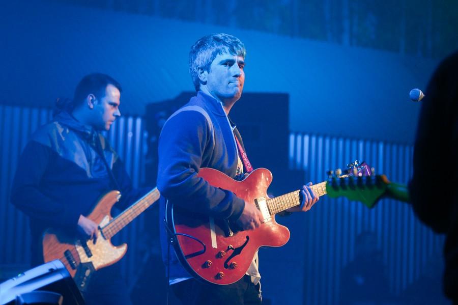 Tea Street Band [photo: Getintothis' John Johnson]