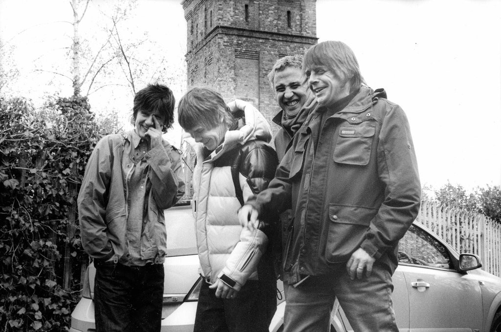 The Stone Roses - credit: Pennie Smith